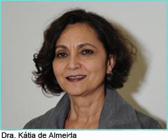 Dra. Kátia de Almeida - Fonoaudiologia