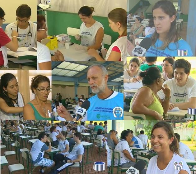 Projeto Expedições Científicas e Assistenciais - PECA 2013
