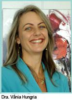 Dra. Vânia Hungria, professora da Faculdade de Ciências Médicas da Santa Casa de São Paulo
