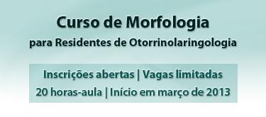 Curso de Morfologia