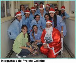 Projeto Colinho