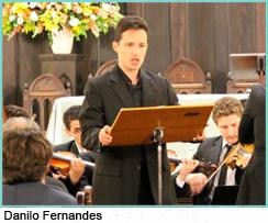Danilo Fernandes, fonoaudiólogo