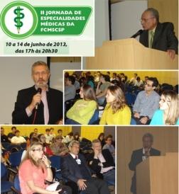 Jornada de Especialidades Médicas da FCMSCSP
