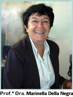 Prof.ª Dra. Marinella Della Negra