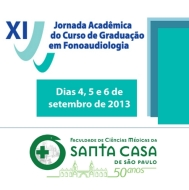 Jornada de Fonoaudiologia da Faculdade Santa Casa de SP