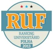 RUF Ranking Universitário Folha  2013