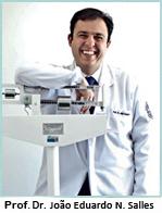 Dr. João Eduardo Nunes Salles, professor da disciplina de Endocrinologia da Faculdade de Ciências Médicas da Santa Casa de São Paulo