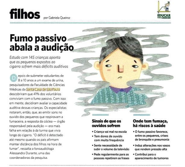 Reportagem da Revista Saúde é Vital,_pág, 66, publicada em 1º/1/2014