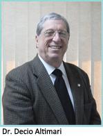 Decio Altimari, professor da FCMSCSP