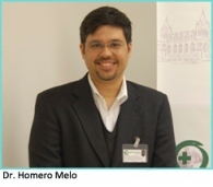 Dr. Homero de Melo, diretor dos cursos de  tecnologia da Faculdade de Ciências Médicas da Santa Casa de São Paulo