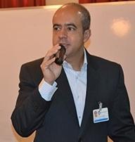 Dr. Rogério Pecchini, chefe do departamento de Pediatria da Faculdade de Ciências Médicas da Santa Casa de São Paulo