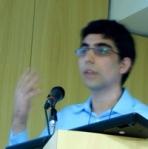 Michel Silvio Duailibi, aluno do 3º ano do Curso de Medicina da Faculdade de Ciências Médicas da Santa Casa de São Paulo
