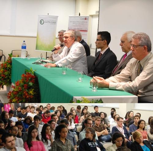 31ª edição do CoMASC (Congresso Médico Acadêmico da Santa Casa de São Paulo)
