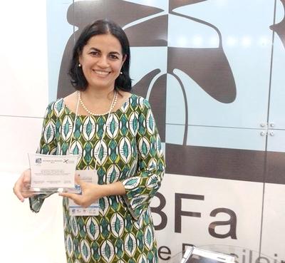 Dra. Ana Luiza Navas, diretora do curso de Graduação em Fonoaudiologia da Faculdade de Ciências Médicas da Santa Casa de São Paulo