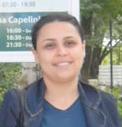 Prof.ª Graziela Ramos de Souza, coordenadora do evento e do curso de Pós-Graduação de Enfermagem em Nefrologia da Faculdade Santa Casa de São Paulo