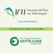 VII ENCONTRO DE ÉTICA EM ENFERMAGEM