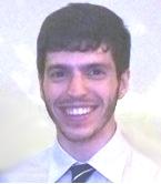 Victor Minari Campos, aluno do 3º ano do curso de Graduação em Medicina