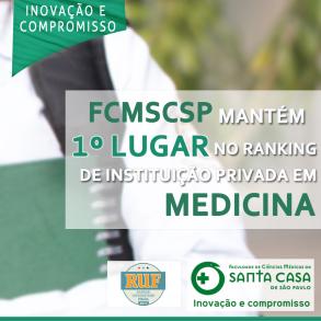FCMSCSP-mantém-1º-lugar-no-ranking-de-instituição-privada-em-medicina_FACEBOOK